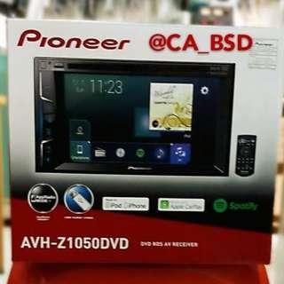 Pioneer AVH - Z 1050 DVD bisa kredit