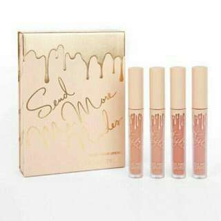 Kylie lip cream (80 each lipcream, 300 set)