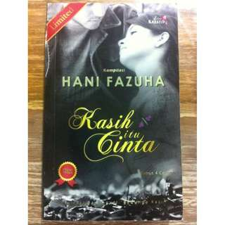 Kasih Itu Cinta, Hani Fazuha