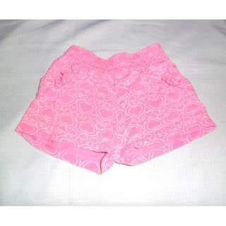 Charity Sale! Authentic Mango Pink Baby Girl Shorts Size 2 Baby Clothes