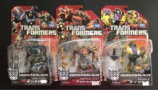 Transformers generations swindle blastoff onslaught