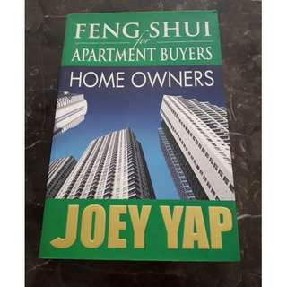 "JOEY YAP book on "" Apartment Buyers HomeOwners"" . New."