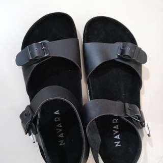 Sandal cowo murah mulus