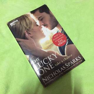 The Lucky One by Nicholas Spark