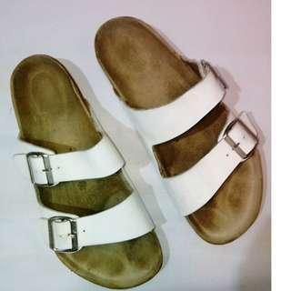 Sandal Birkenstock Arizona White Original - SD.01