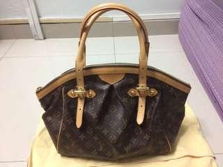 LV handle bag