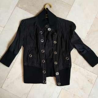 Miley Cyrus bolero jacket