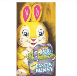 My Easter Bunny Toddler Book
