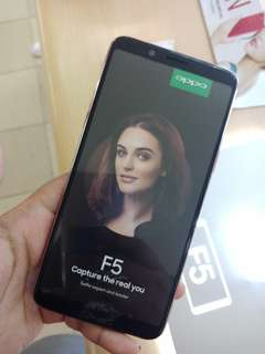Hp Oppo f5 red