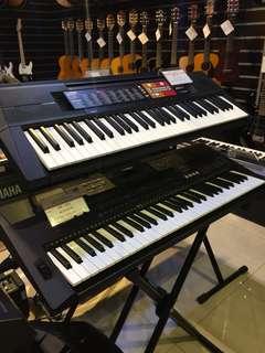 Bisa nyicil keyboard music cukup 3 menit udah bisa bawa pulang