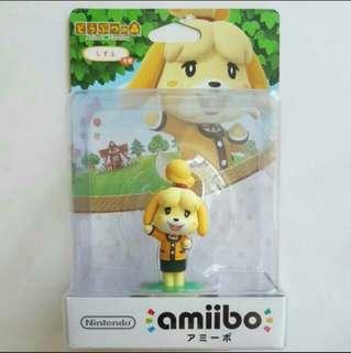 Amiibo Animal Crossing - Shizue Winter Clothes