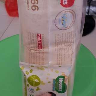 Platinum Huggies Diapers