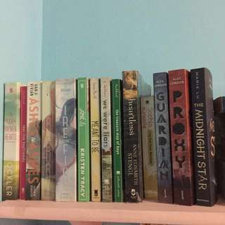 Young Adult Book Sale!!