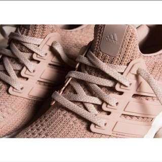 Adidas Ultraboost Salmon Pink