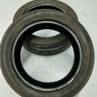 Used Tyre 215/50/17