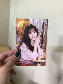 WTS LOVELYZ SEASONS GREETINGS POSTCARDS