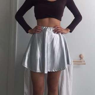 Silver Festival Skirt