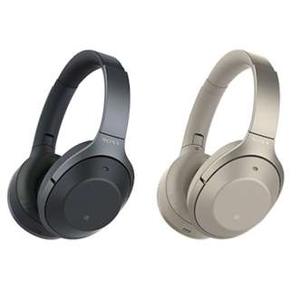 (Pre Order with warranty)Sony headphones WH-1000XM2
