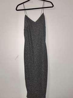 M Boutique Midi Dress