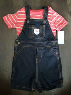 Carter's Baby Boy Clothing 2 Pc Set