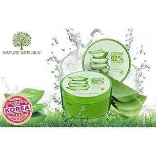 Nature Republic Aloe Vera 100% Original
