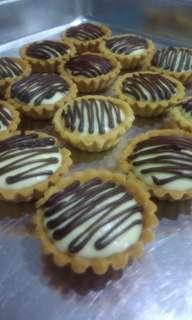 Chocolate Ganache Cheese Tart (Beryls)