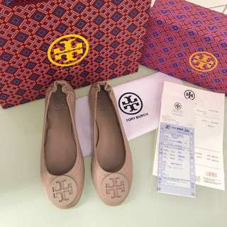 Tory Burch Shoes beige