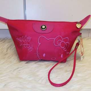 Hello Kitty Pouch Bag