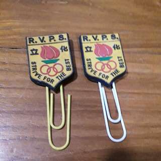 River valley paper clip