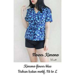Flora blouse casual
