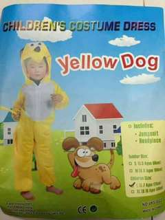 Dog Kids Animal Costume