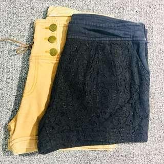 Bundle Shorts 1