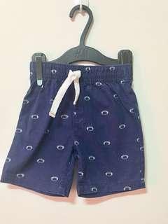 🚚 Carter's 小童短褲 卡特 男童 短褲 童裝 2手童裝 名牌童裝