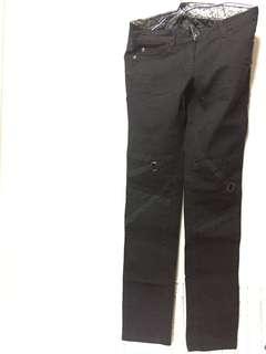 acupuncture black jeans 黑長褲