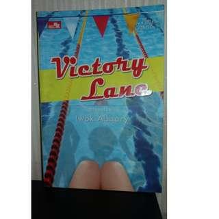 NOVEL TEENLIT MURAH : VICTORY LANE