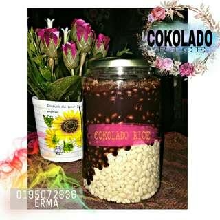 Cokolado rice