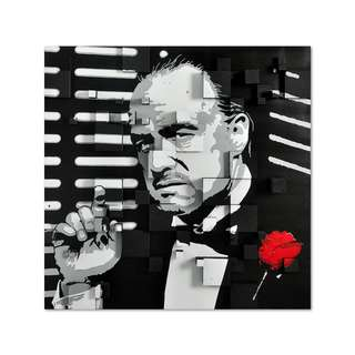 Godfather Red Rose