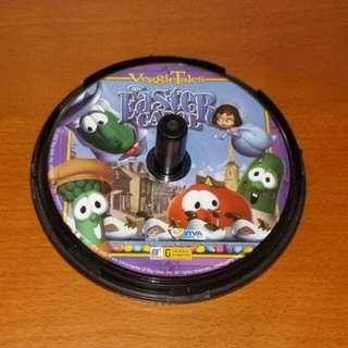 VeggieTales, An Easter Carol VCD