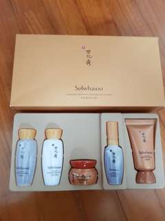 Sulwhasoo Concentrated Renewing kit