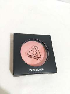 3CE Blusher #love filter