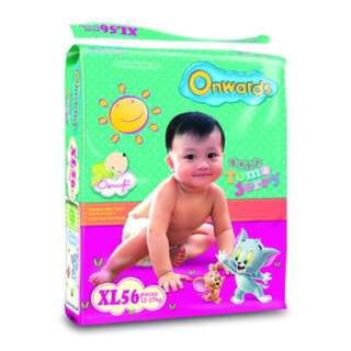 Onwards baby diapers XL