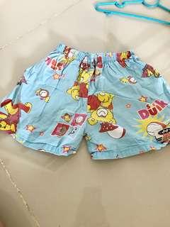 Kid shorts (free)