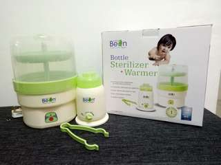Bottle Sterilizer + Warmer