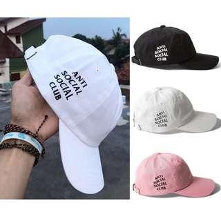(PO) Anti Social Social Club Cap