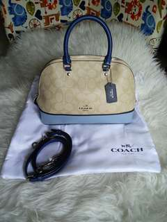 Coach Sierra mini