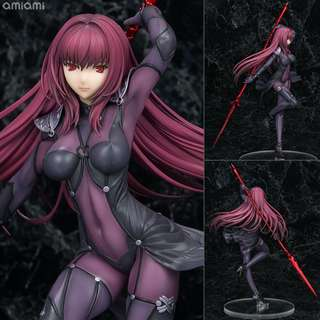 [PO] Fate/Grand Order - Lancer/Scathach 1/7 Complete Figure