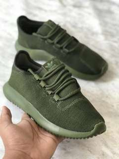 Adidas Tubular Shadow Olive Green