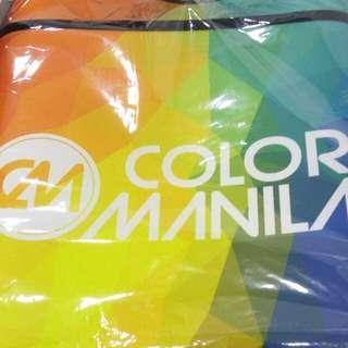 Color Manila Laptop Bag