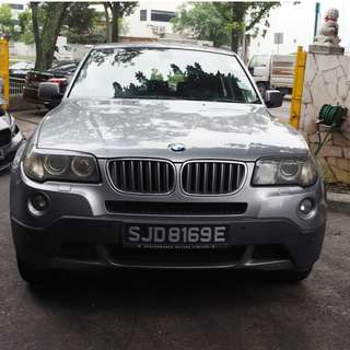 BMW E83 LCI X3 2.5Si XL N52B 2008 PARTS FOR SALE (07060)