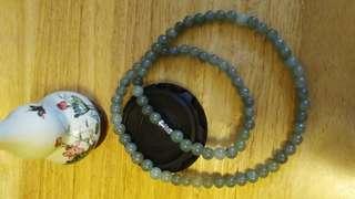 天然翡翠項鍊